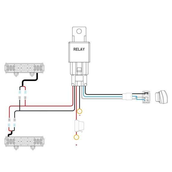 Wiring Diagram Gallery: 5 Pin Fog Light Switch Wiring Diagram