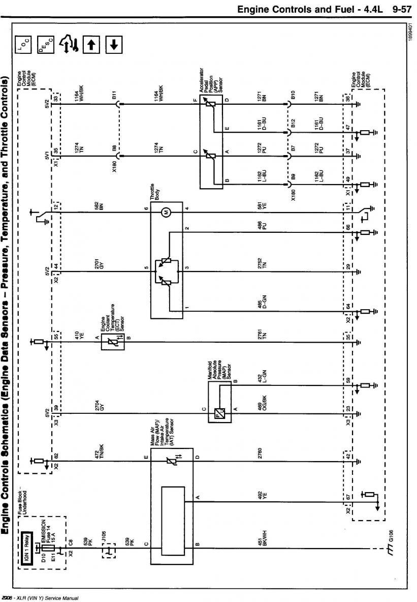 [ZW_1353] Cadillac Xlr Wiring Schematic Wiring