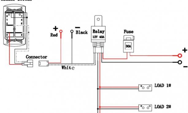 [KG_0676] Runva Winch Wiring Diagram Download Diagram