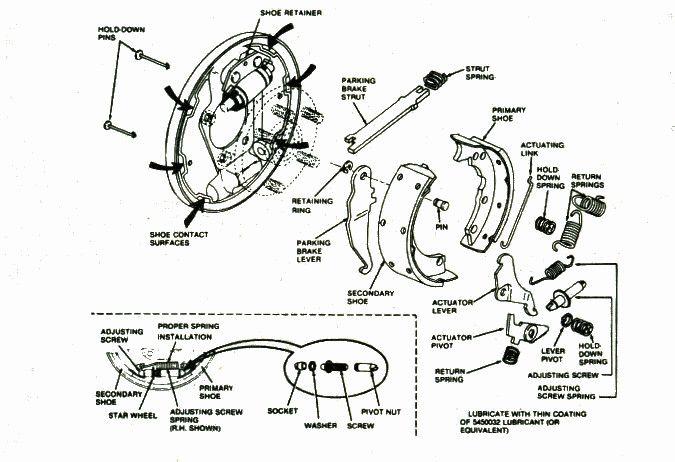 [HO_3998] Chevys10Rearbrakediagram Drum Brake Diagram For