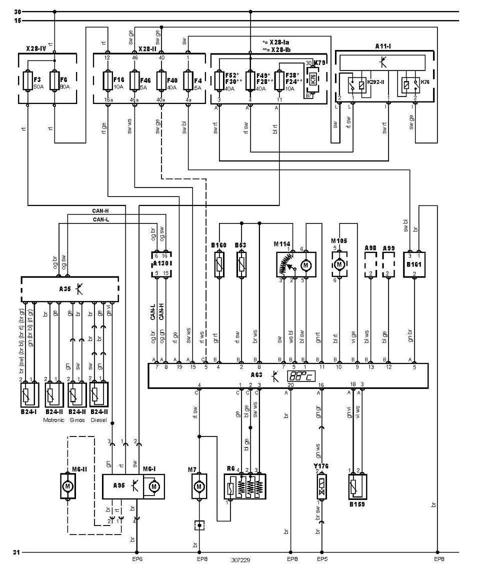 [SZ_4722] Vw T4 Engine Wiring Diagram Schematic Wiring