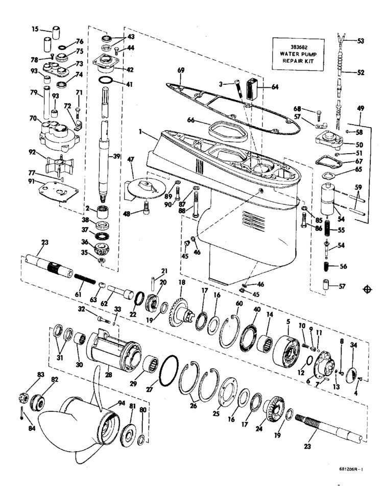 [WK_6830] Outboard Engine Wiring Diagram Wiring Diagram