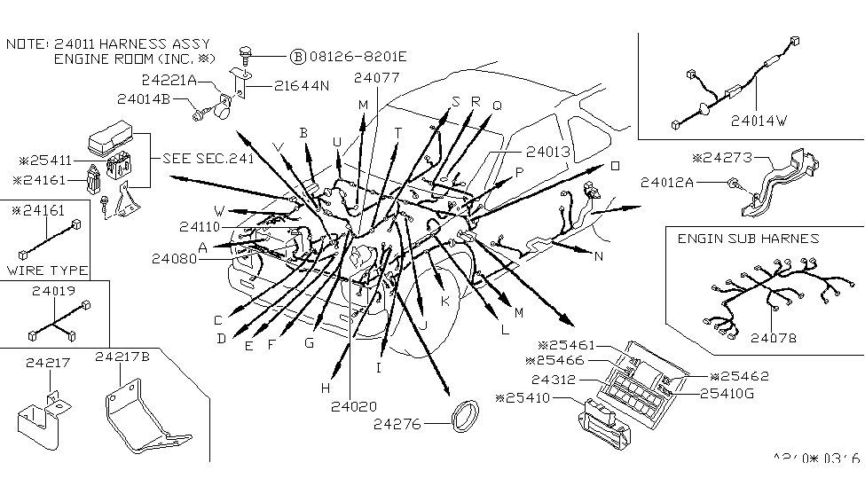 [BB_7833] 95 Pathfinder Wiring Diagram Wiring Diagram