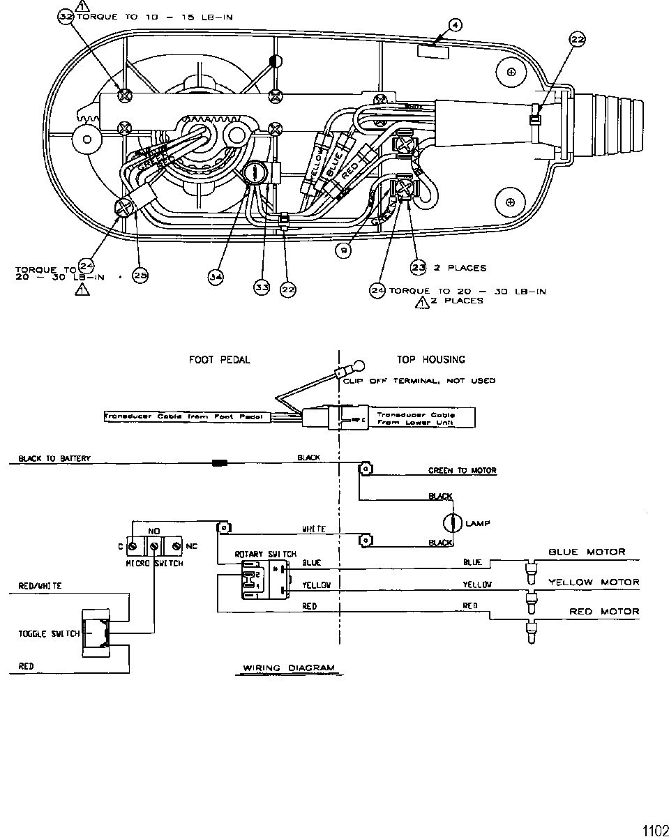 [GG_9280] Trolling Motor Wiring Guide Schematic Wiring