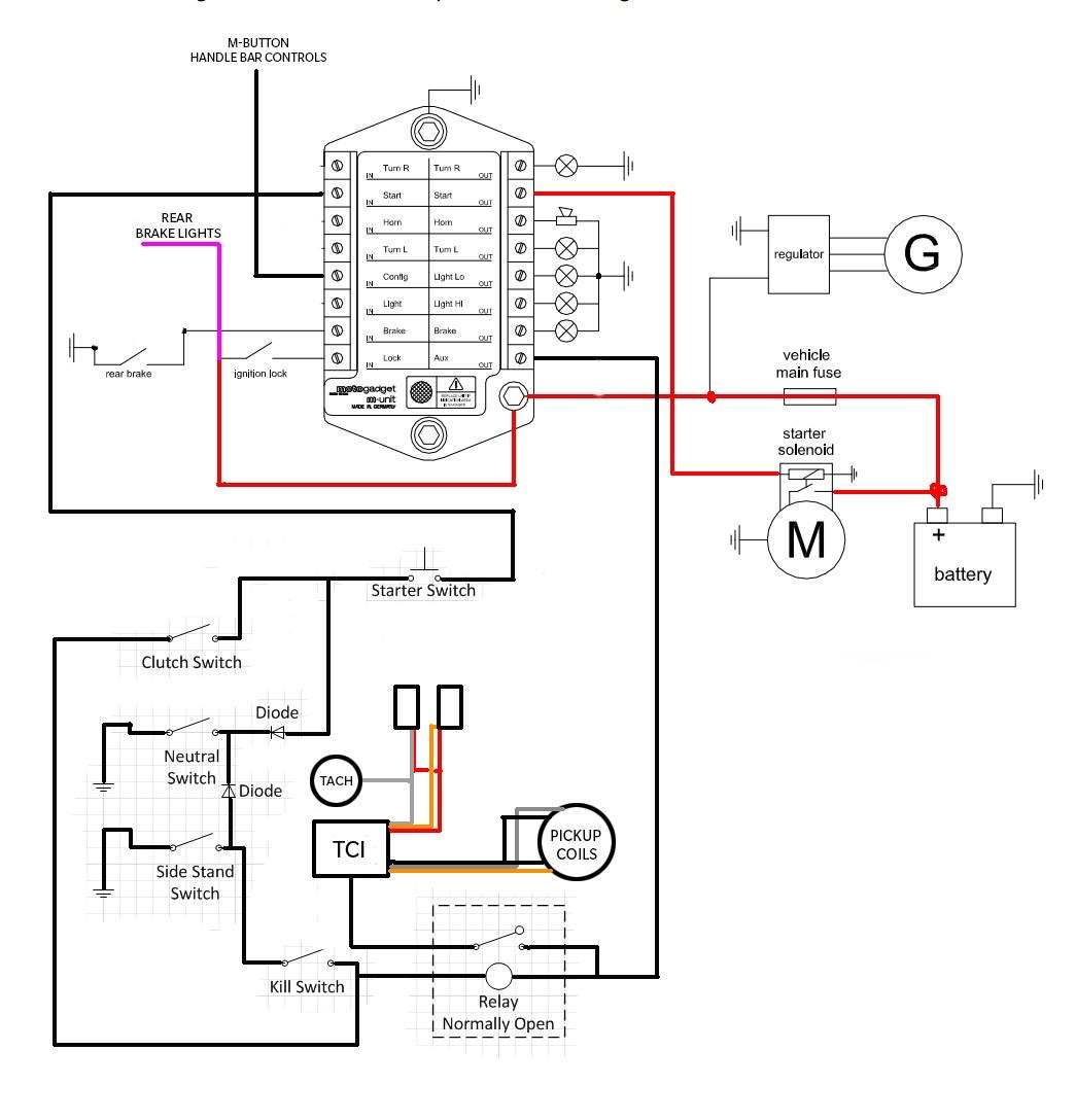 Wiring Diagram Ktm 990 Smt / Wiring Diagram Ktm 990 Smt