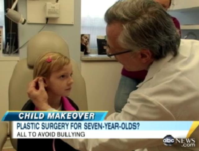 122606 13028154352 7 Year Old Gets Plastic Surgery To Combat Bullies, Is It Ok?
