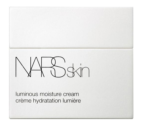 luminous moisture cream Get Glowing Skin This Summer With NARS Skincare Line
