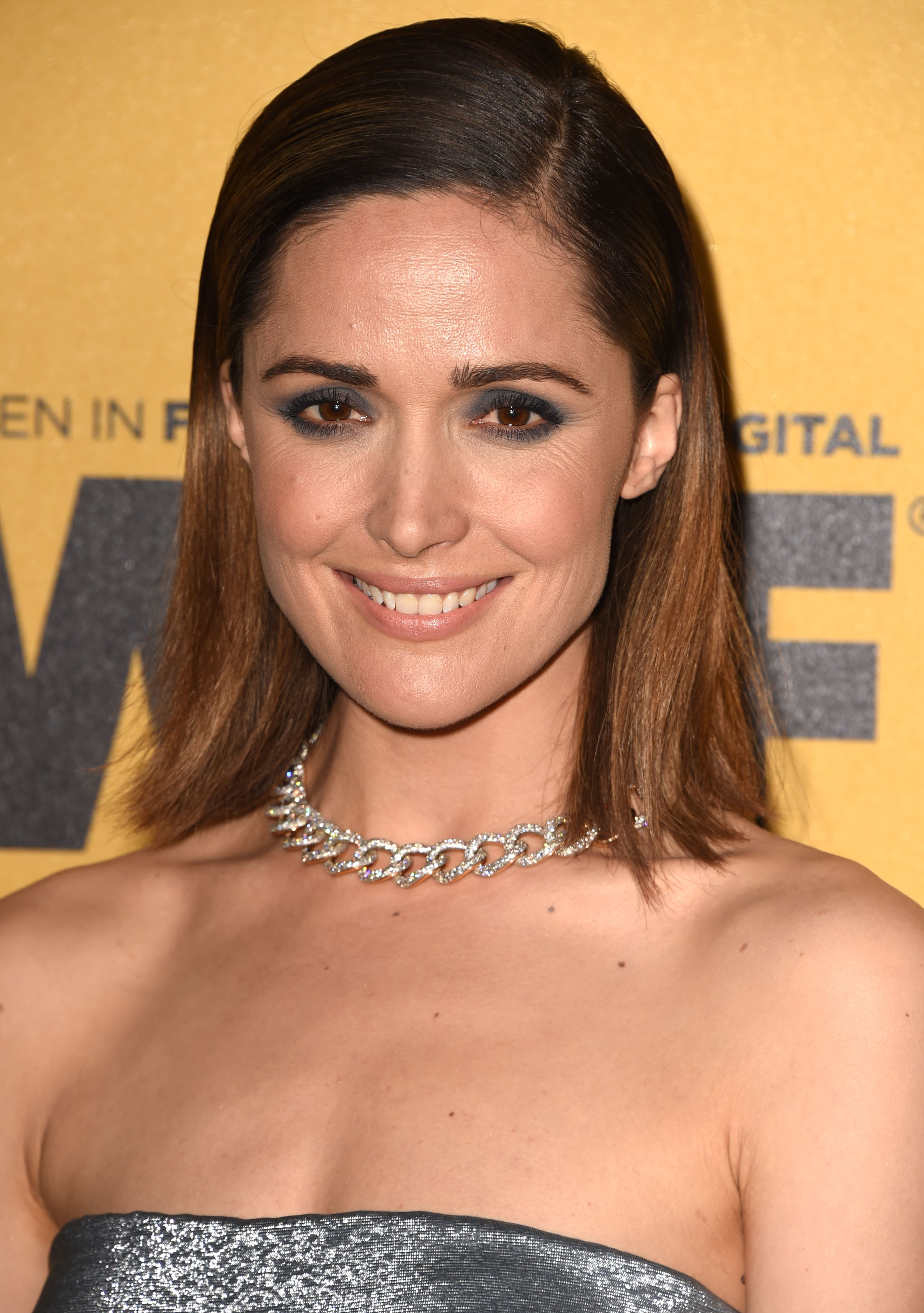 rose byrne makeup