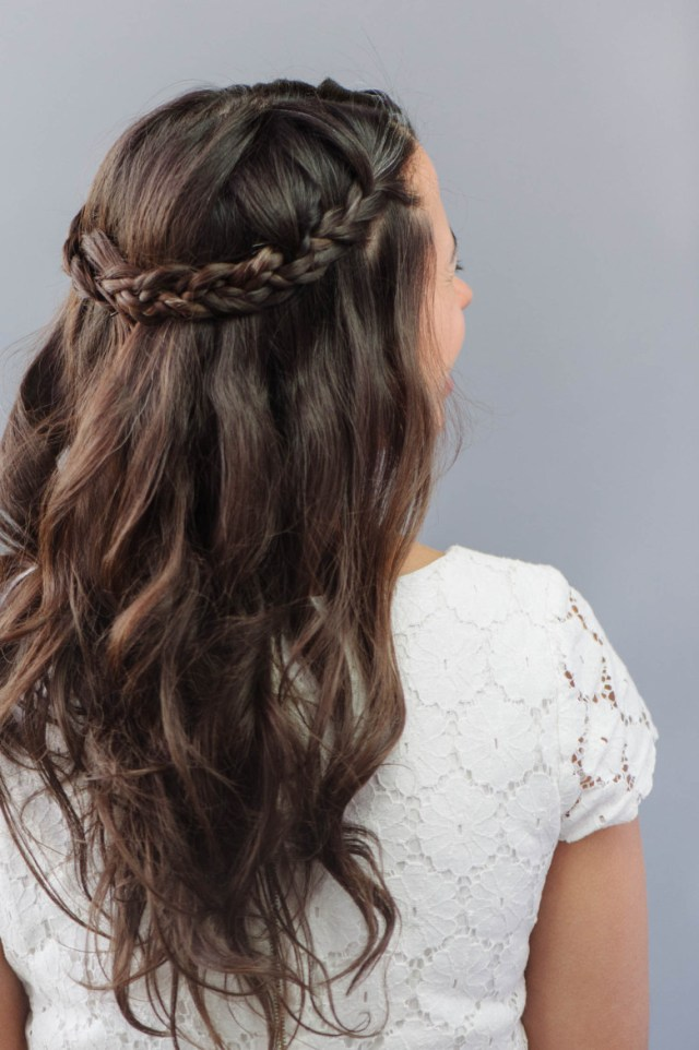 cute braided hairstyles | stylecaster