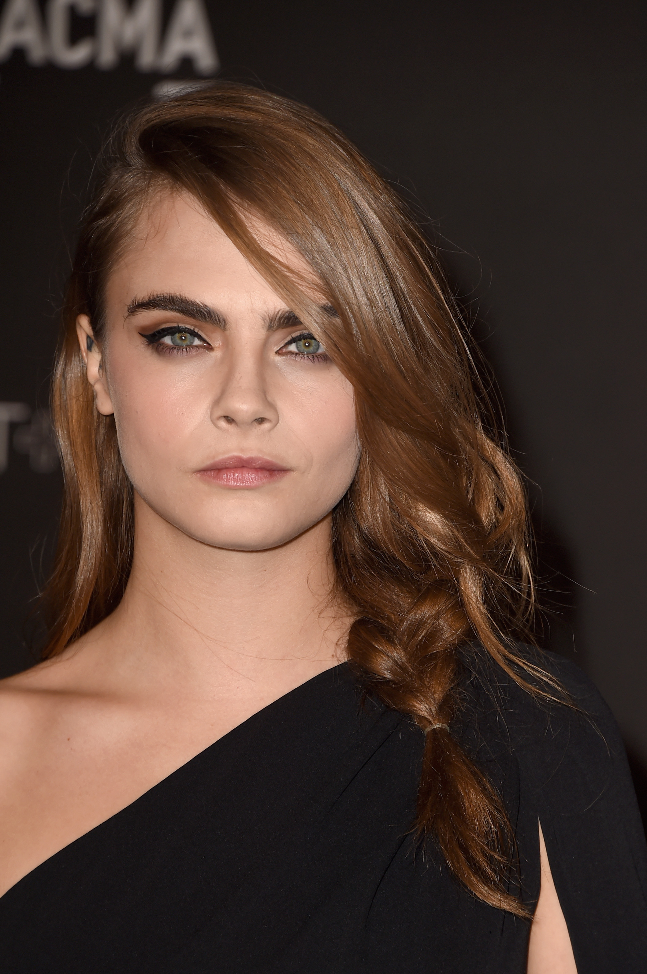 Cara Delevingne Dyes Her Hair Brown: See Pictures of the New Brunette | StyleCaster
