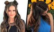 chic easy hairstyles girls