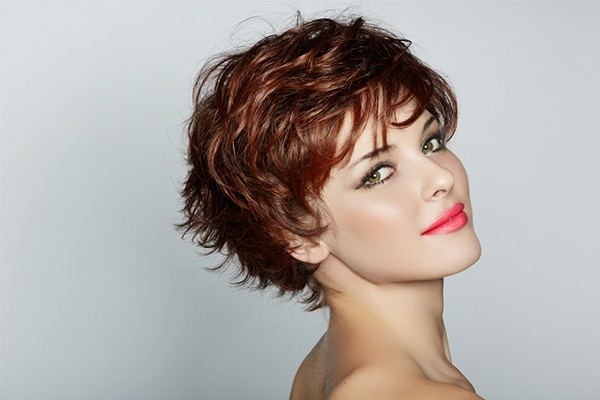 Bold Crop Hair Cutting Style For Girls