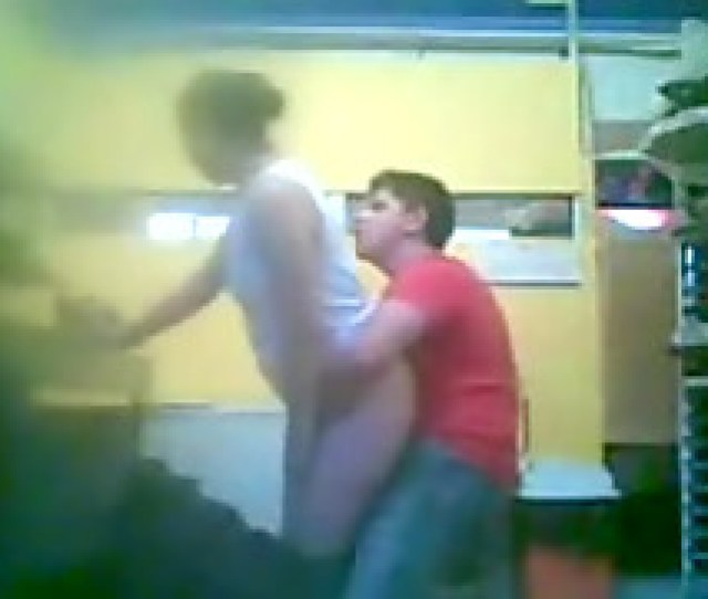 Quick Sex At Workplace