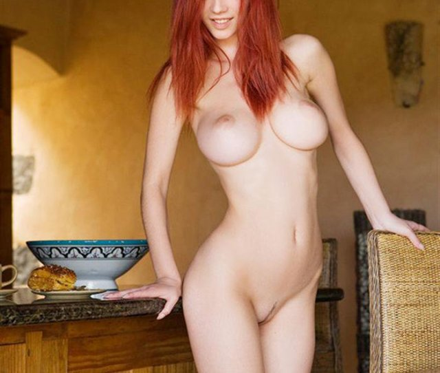 Pale Skin Red Hair Perfect Body Porn Photo