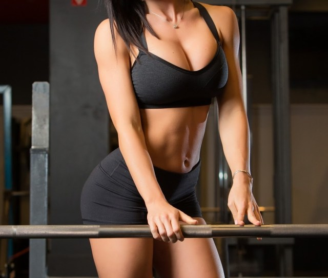 Fitness Girl Porn Photo