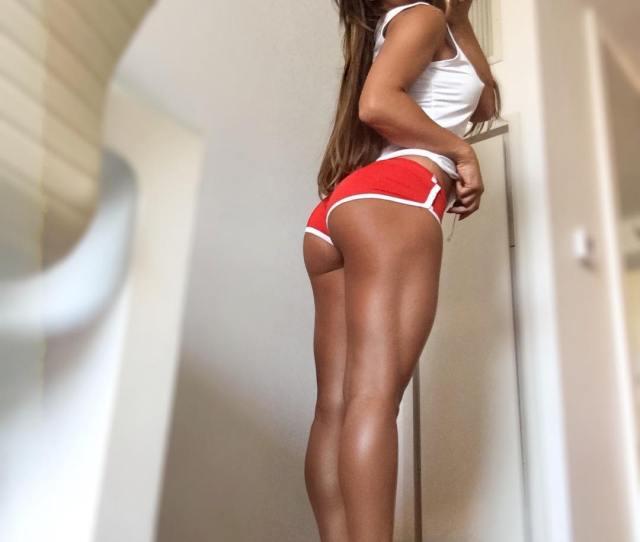 Short Shorts Porn Photo