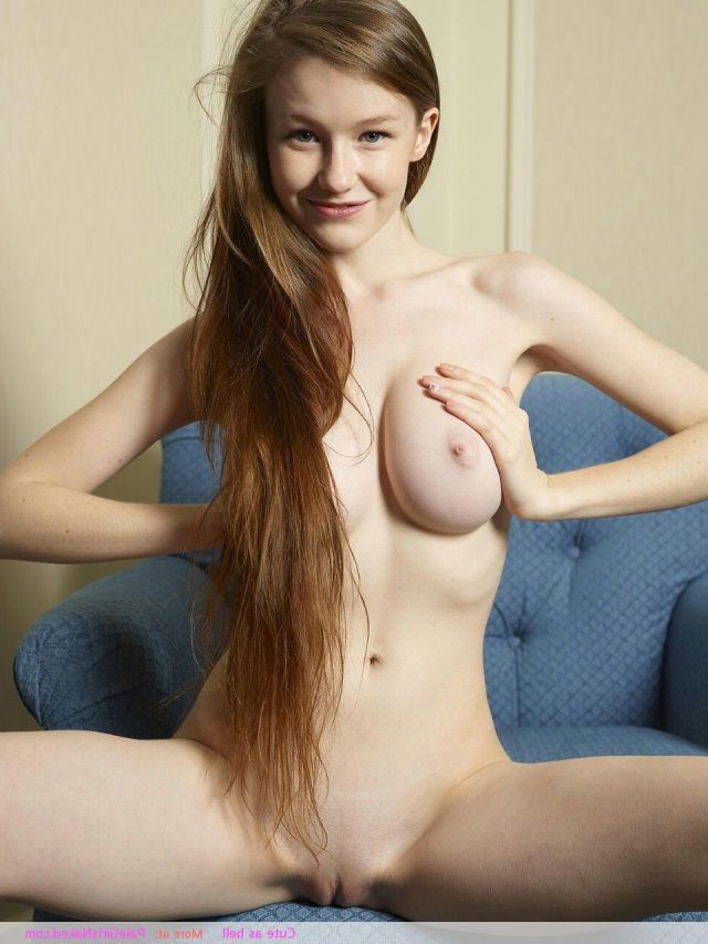 Cute White Naked Girl