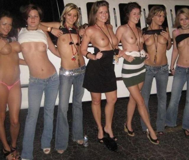 How The Bachelorette Party Avoided A Ticket For Their Limo Driver Porn Photo