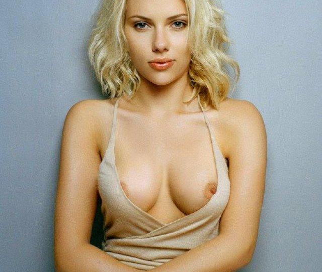 Scarlett Johansson Porn Photo