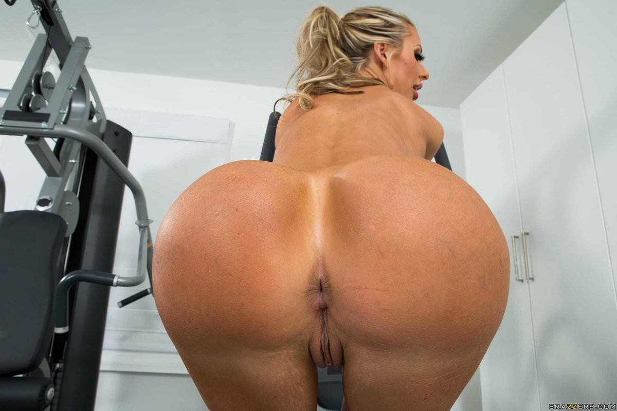 Courtney Taylors Well Used Fake Ass Porn Photo