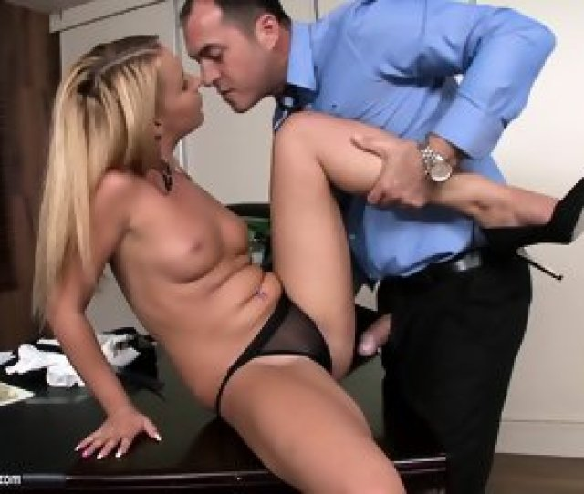 Naughty Action In Office