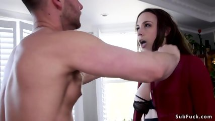 Bf Fucks Girlfriends Step Mom In Threesome