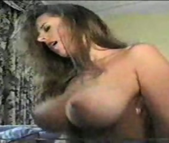 Beautiful Brunette With Big Tits Riding Scene 9