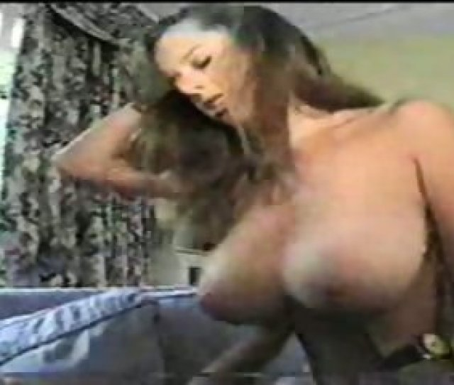Beautiful Brunette With Big Tits Riding Scene 11