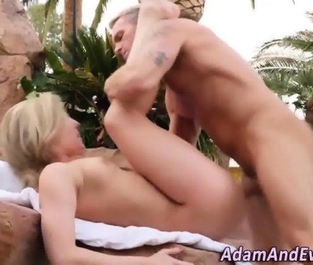 Stunning Dame Making Love