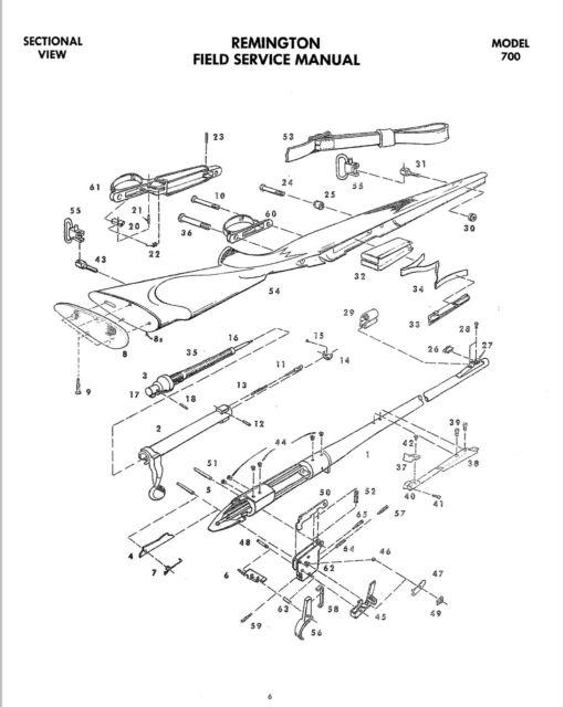 [HH_8372] Fotos Remington 700 Schematics Download Diagram
