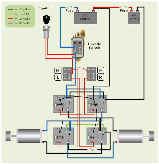 motiontrendz 12v wiring diagram 79 ford courier ignition