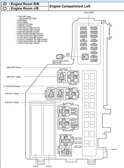 2007 Toyota Corolla Fuse Box Diagram : toyota, corolla, diagram, Corolla, Diagram, Wiring, Export, Flu-realize, Flu-realize.congressosifo2018.it