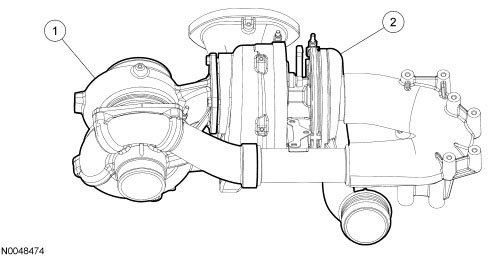 [WZ_3637] Cooling System Hose Diagram For Ford F 250 Super