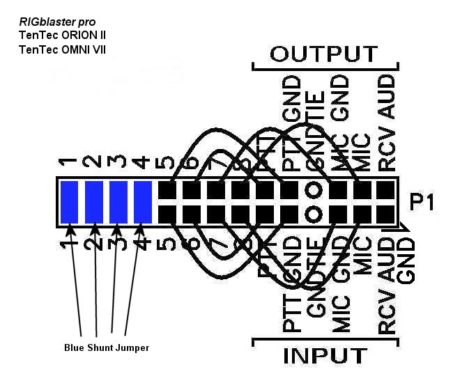 [FH_8227] Ten Tec Microphone Wiring Schematic Wiring