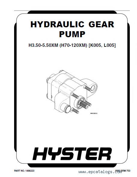[VR_1835] Wiring Diagram Hyster Forklift Wiring Diagram