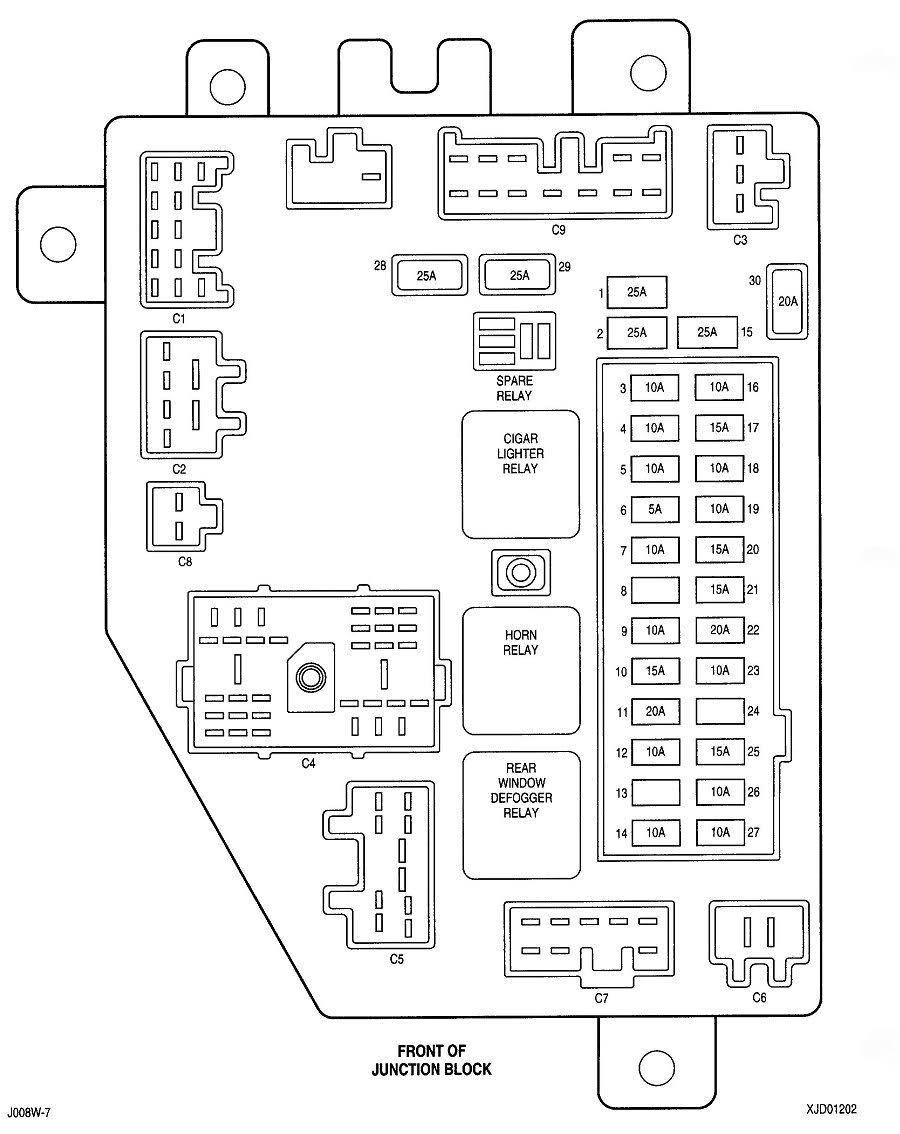 [OF_4284] 87 Comanche Wiring Diagram Schematic Wiring