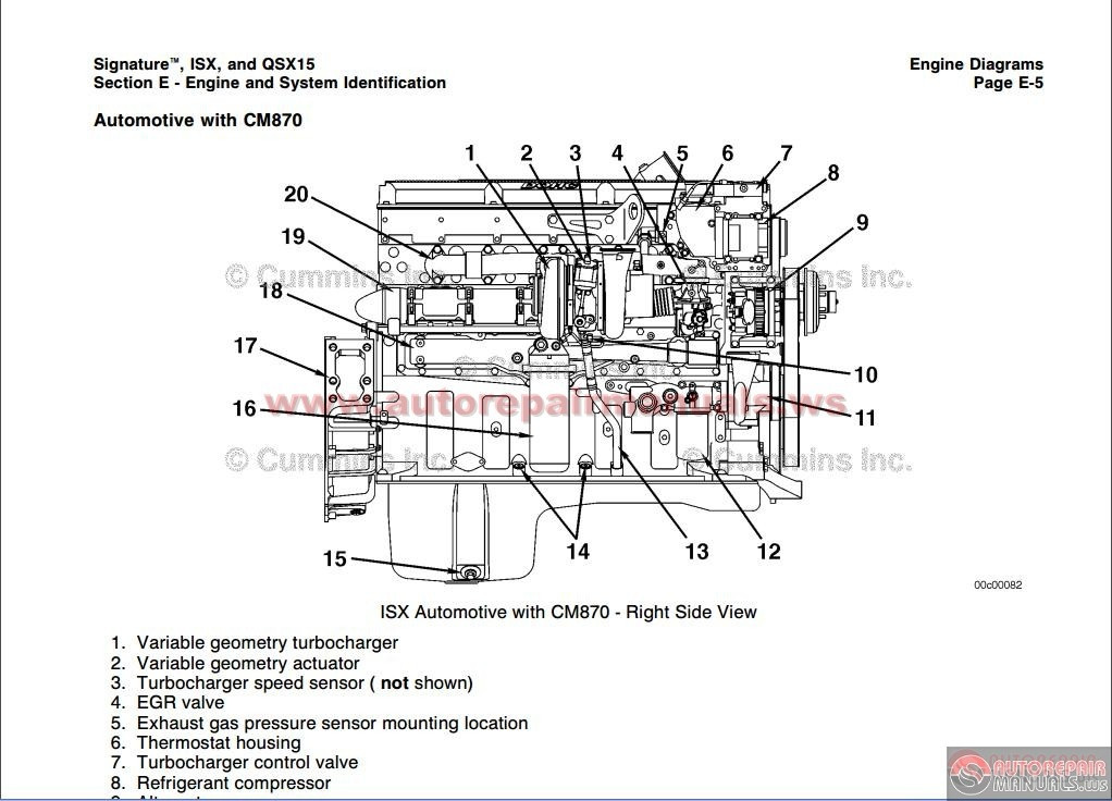 [AD_9003] Cummins Isx Diagram Wiring Diagram