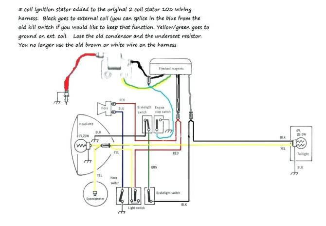 ao1295 mallory ignition wiring diagram magneto schematic