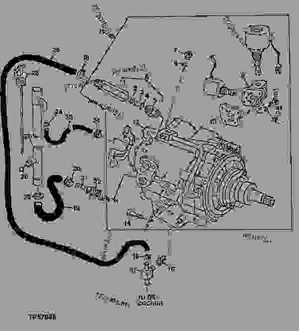[MM_9924] John Deere 310C Backhoe Wiring Diagram John