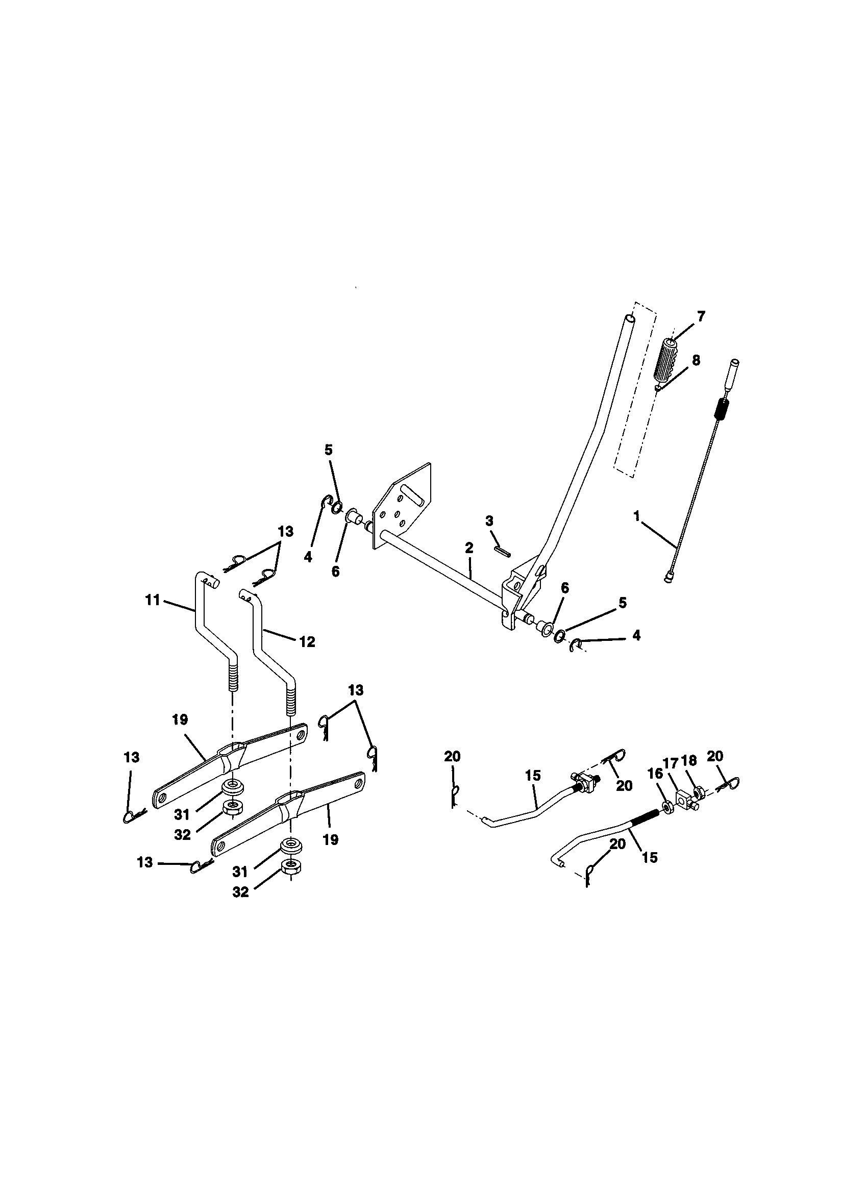 [YF_8529] Sears Tractor Wiring Diagram In Addition
