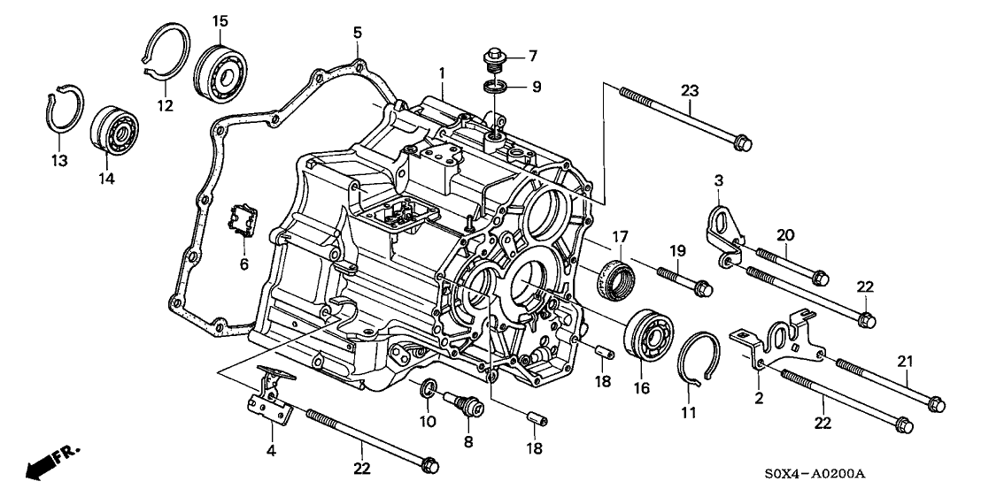 [LD_3264] Honda Transmission Schematic Download Diagram