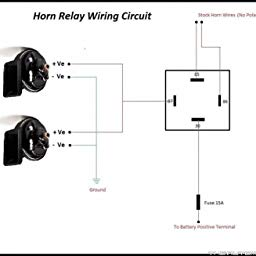 [LB_3763] Loud Horns Dual Horn Relay Diagram On Horn Relay