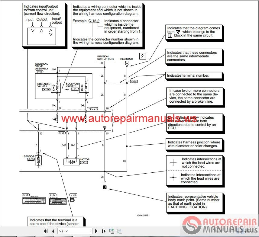 [VT_6209] L200 Ecu Wiring Diagram Schematic Wiring