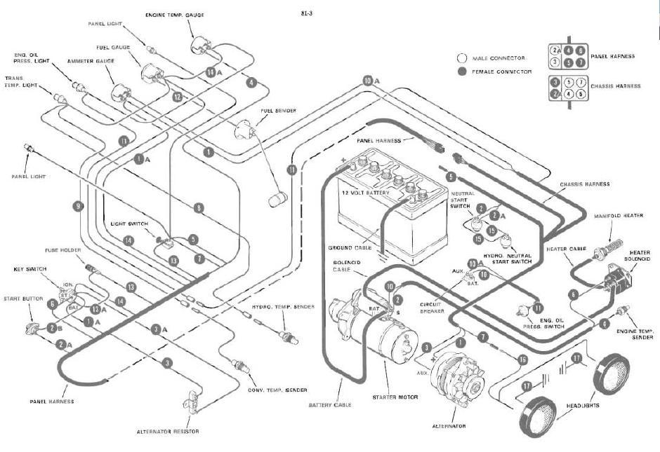 [MM_2761] Case 580 B Wiring Diagram Schematic Wiring