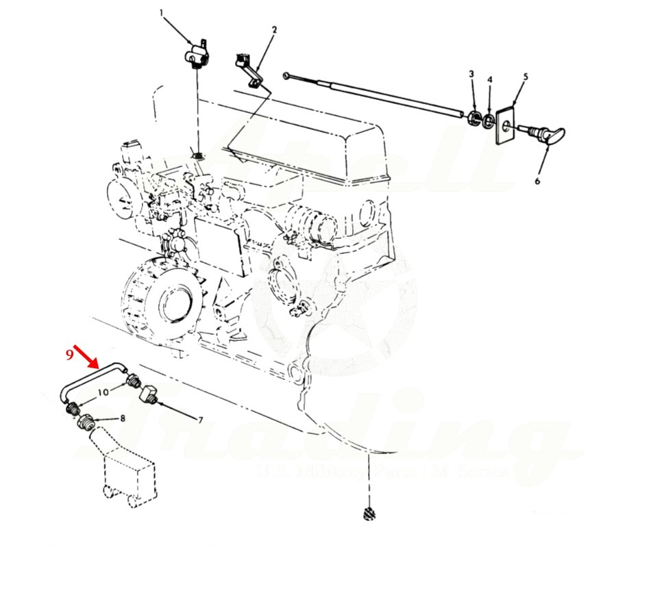 [ZH_9752] 1986 Ford F 250 Fuel Filter Location Schematic