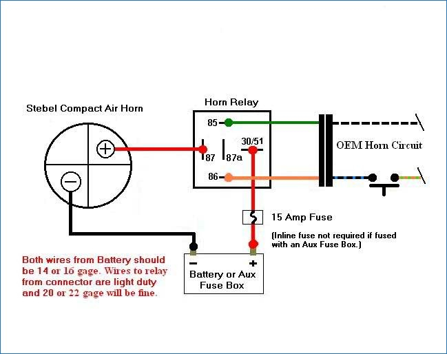 ford air horn wiring diagram  center wiring diagram know