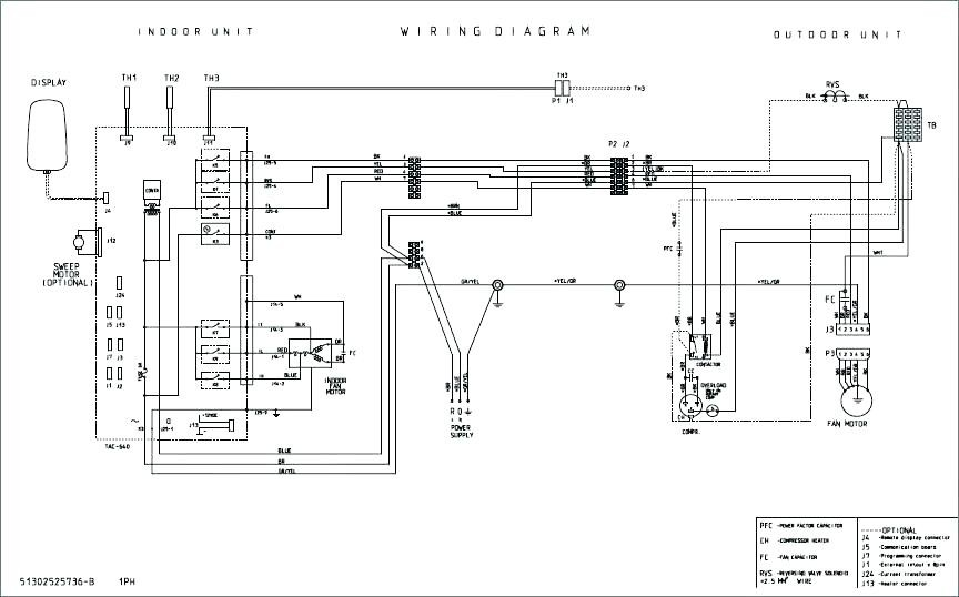 Nb 9485 With Split Ac Unit Wiring Diagram On Daikin Split Unit