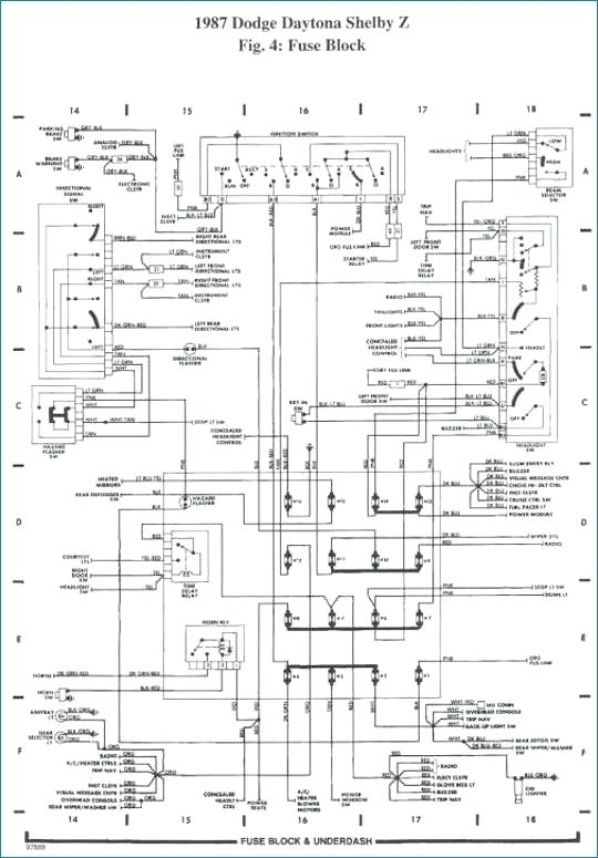 [DF_8210] For A 1989 Dodge Dakota Wiring Diagram Free Diagram