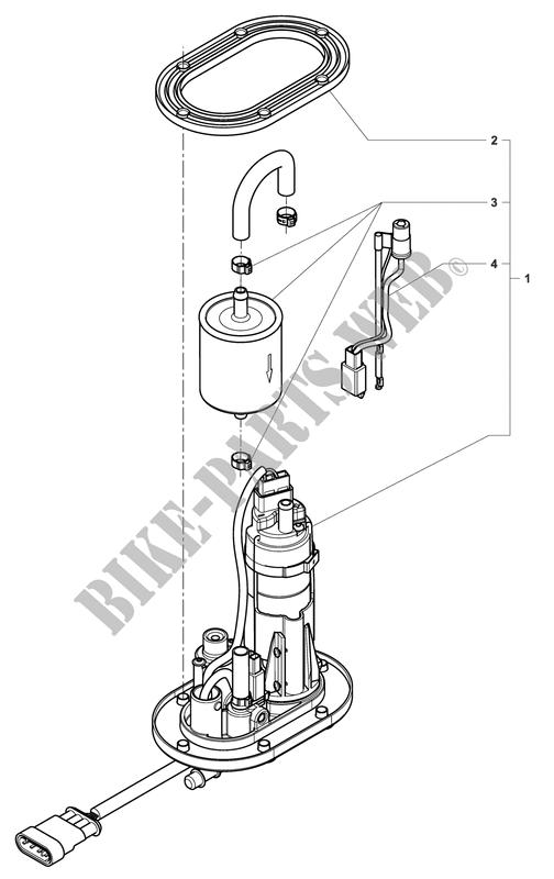 [RH_7208] Motorcycle Fuel Pump Diagram Free Diagram