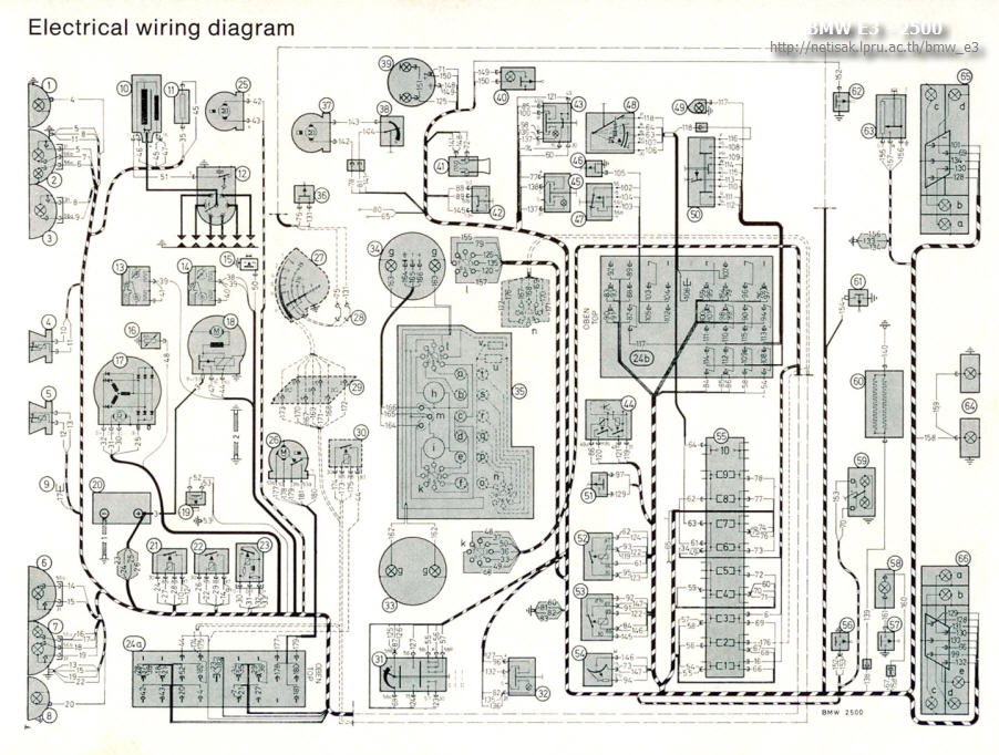 [KN_8819] E34 Central Locking Wiring Diagram Free Diagram